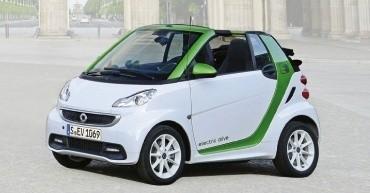 smart car 451 battery